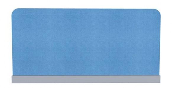 Экран настольный ткань СТАНДАРТ, 120х50х10