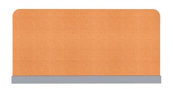 Экран настольный ткань ПРЕМИУМ, 140х50х10