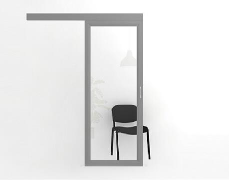 Раздвижные офисные двери