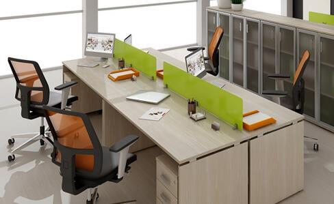 Настольные офисные экраны из оргстекла