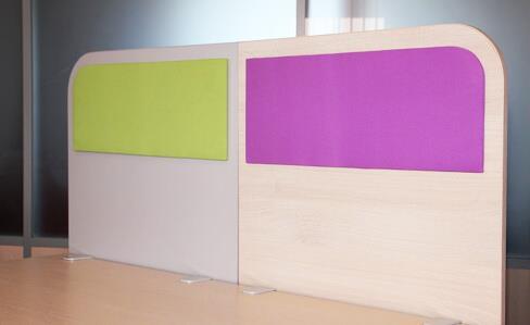 Экраны из лдсп для офисных столов