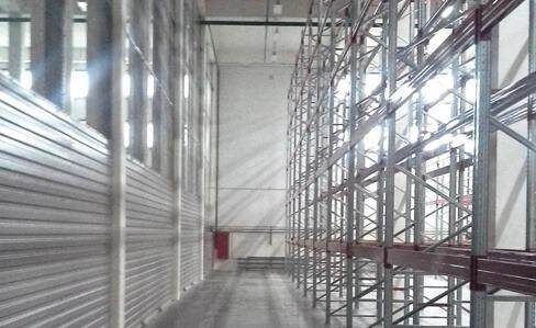Мобильные перегородки для склада