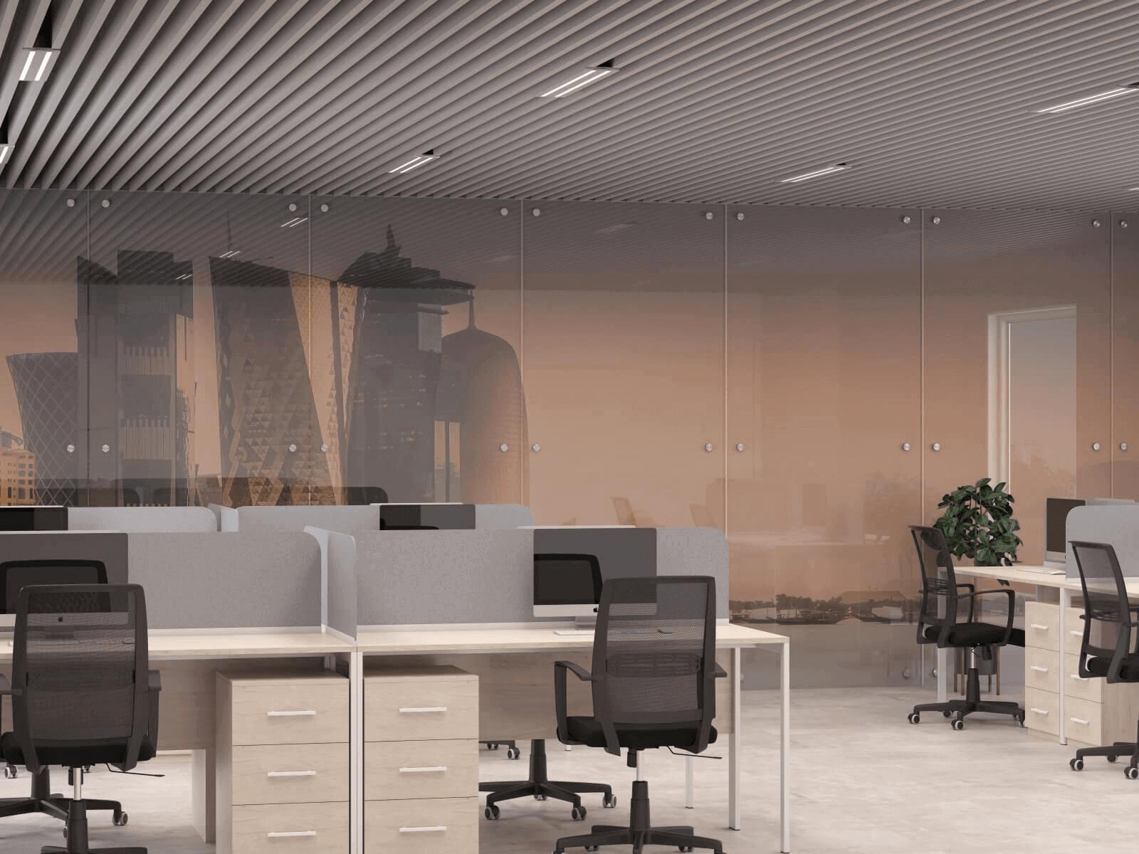 Основные размеры стеновых панелей