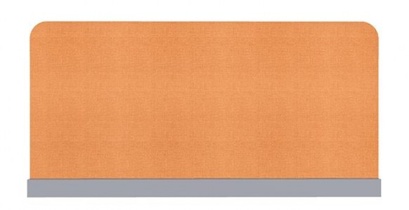 Экран настольный ткань ПРЕМИУМ, 60х50х10